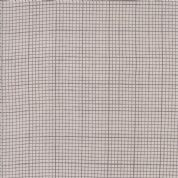 Compositions by Basic Grey - 5269 - Grid, Brown on Taupe Plaid - 30457 15 - Cotton Fabric